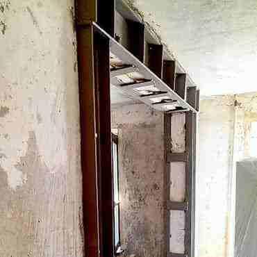 Алмазная резка дверного проёма (ж.м. Коммунар)