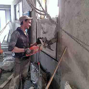 Алмазная резка бетона