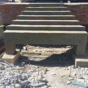 Бетонная лестница (Подгороднее)