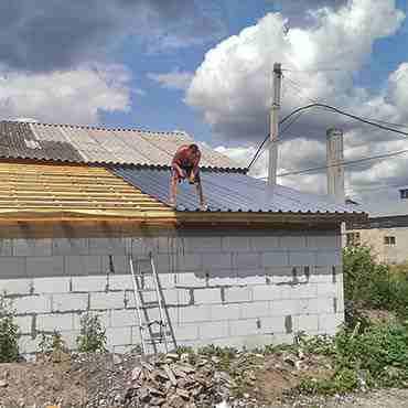 Строительство склада (ж.м. Фрунзенский)