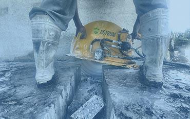 Почему алмазная резка лучшая в резке бетона