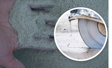 Безопасна ли алмазная резка бетона?