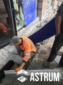 бетонирование подвальных помещений